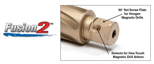 "NEW HOUGEN HOU-3-18224 3//4/"" X 3/"" Copperhead Carbide Tip Annular Cutter"