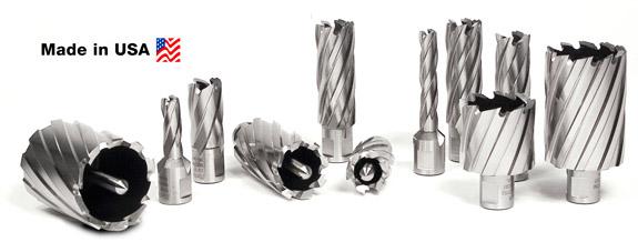 14mm Dia Mag Drill Rotabroach Type Annular Hole Cutter Long Series