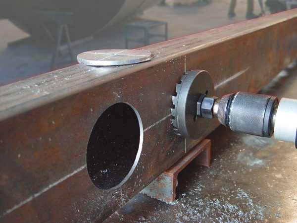 Hougen Holcutters For Holes In Sheet Metal